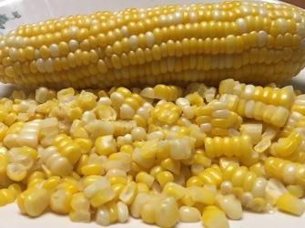 Sweet Corn Freezing