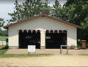 Strawberry Garage
