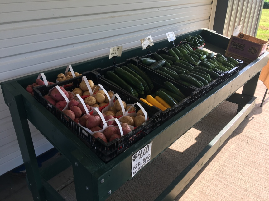 Produce Update, August 6th
