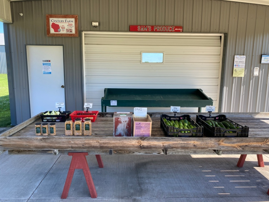 Produce Update July 10, 2020